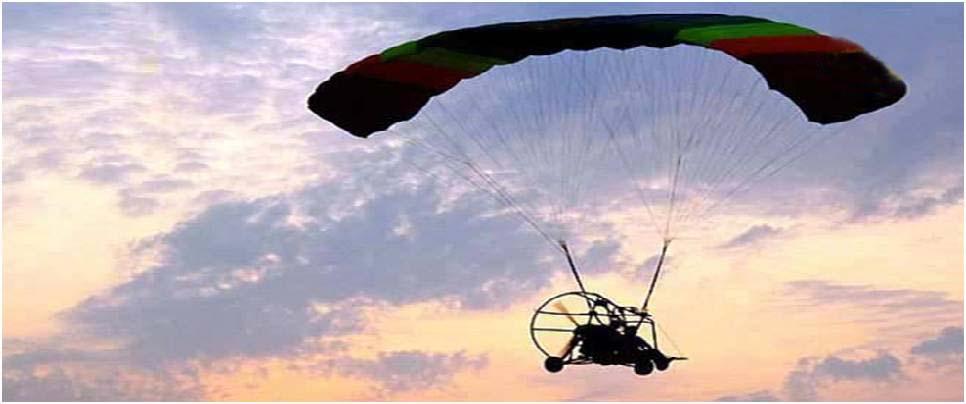 Paragliding ride Rishikesh