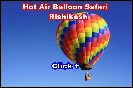 rishikesh hot air balloon