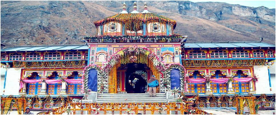 Do Dham Badrinath Kedarnath Temple yatra Best Time in Uttarakhand