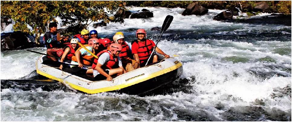 Rafting activity rishikesh
