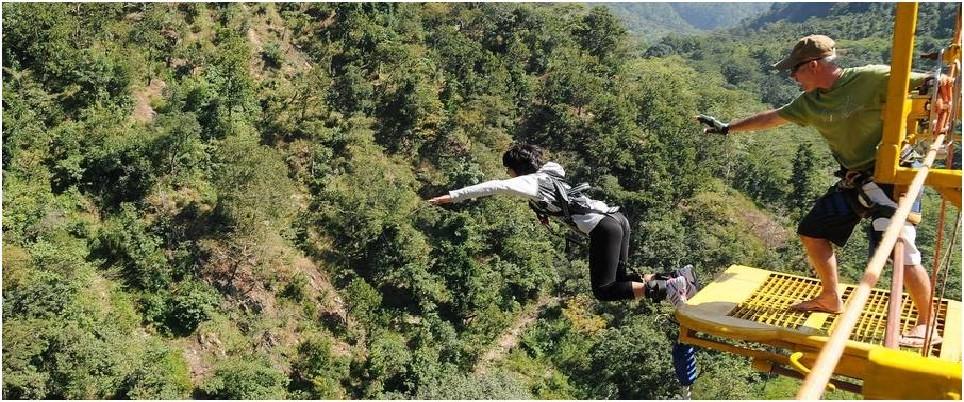 Bungy Jumping Rishikesh