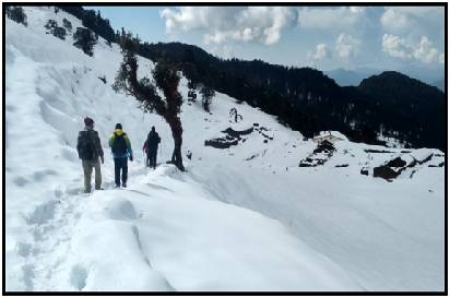 chandrashila-trek-way-in-uttarakhand