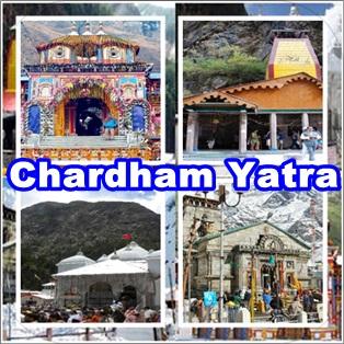 char dham uttarakhand tour
