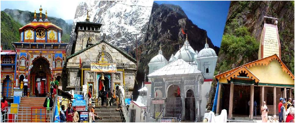 Yamunotri Temple Dham Yatra Uttarakhand