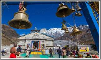 char dham of uttrakhand with rafting camping