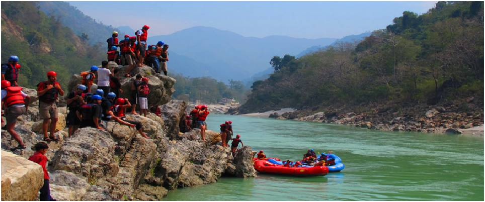 Rishikesh River Rafting Day Tours