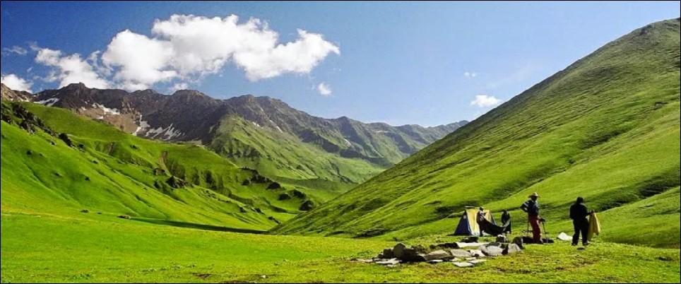 Dayara Bugyal Trek from Haridwar & Rishikesh
