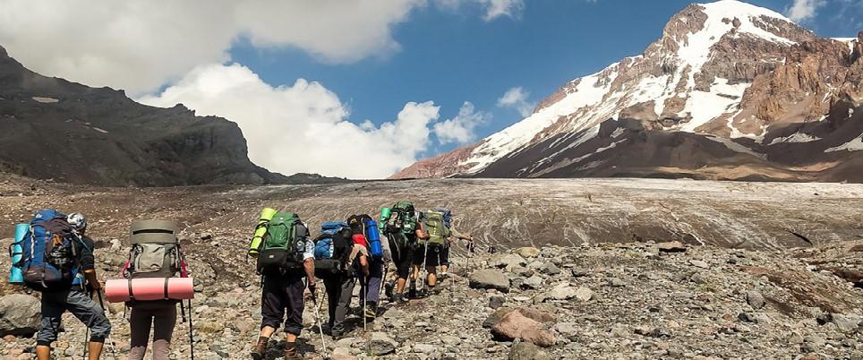 Gaumukh- Tapovan Trek Himalaya