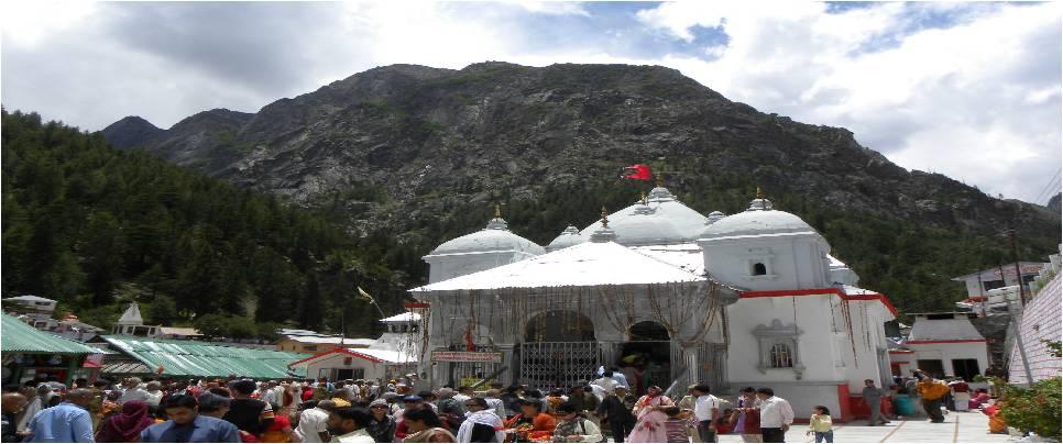 Gangotri Yamunotri Do Dham Temple Uttarakhand