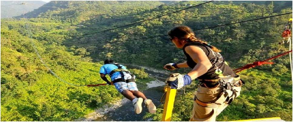 Rishikesh Giant Swing Sports