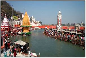 Guided Sightseeing Trip Haridwar