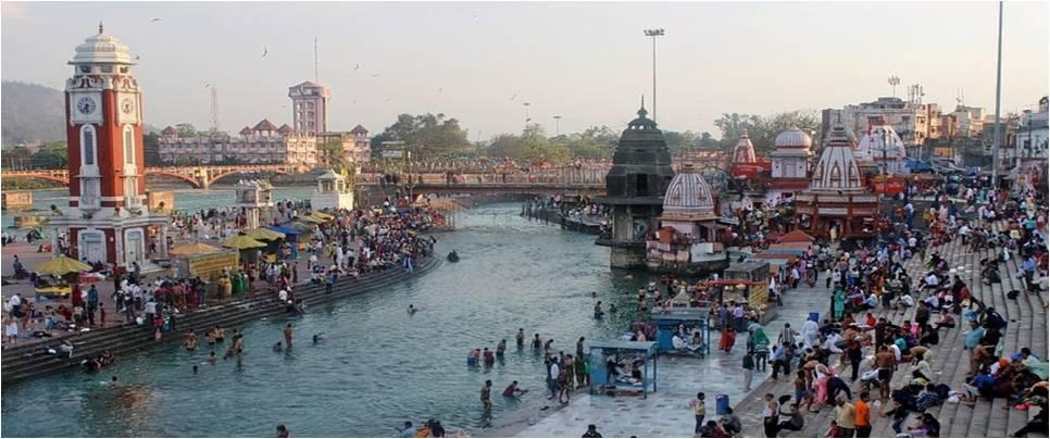 rishikesh Haridwar tour packages
