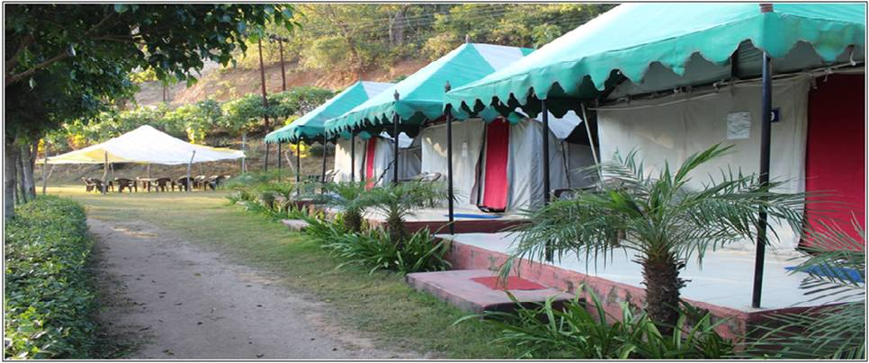 student Camping tour packages rishikesh