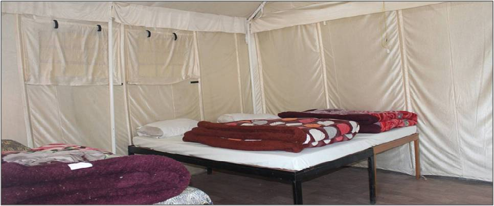 2 Nights Deluxe Camping Best Deals Rishikesh