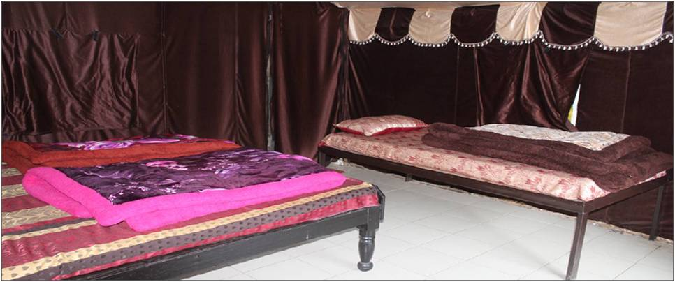 Budget Rishikesh Hut Cottages activity rishikesh