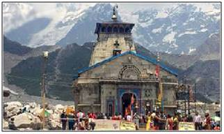 Best Badrinath Kedarnath Do Dham Yatra tour price in Uttarakhand Rishikesh