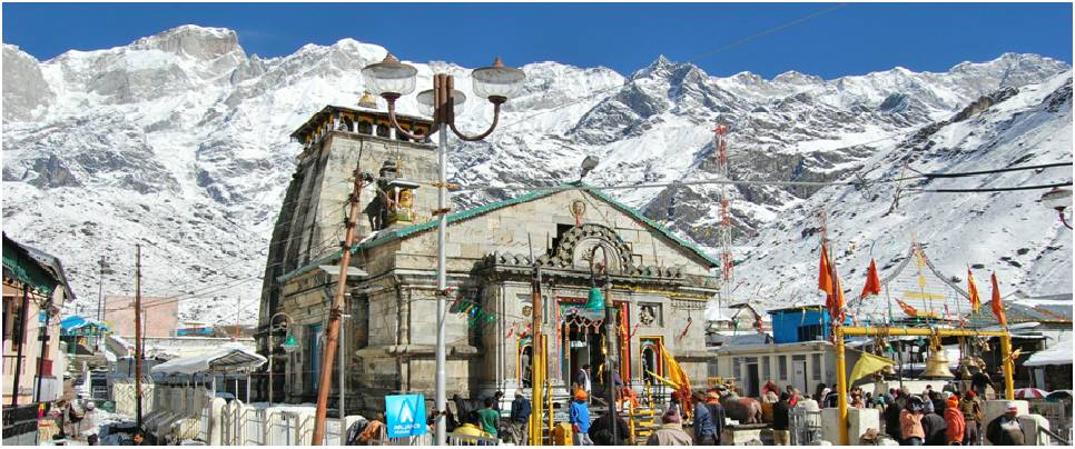 Kedarnath Temple Trekking Uttarakhand