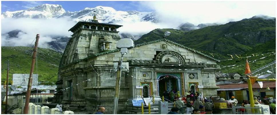 Uttarakhand Kedarnath Temple Trekking