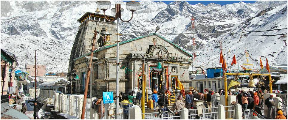 Kedarnath Badrinath Do Dham Temples yatra Best Prices Uttarakhand