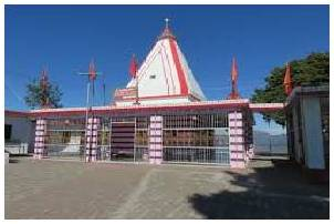 Kunjapuri Temple spot to visit in Rishikesh
