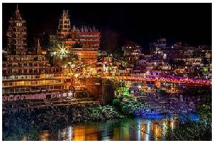 Laxman Jhula spot to visit in Rishikesh