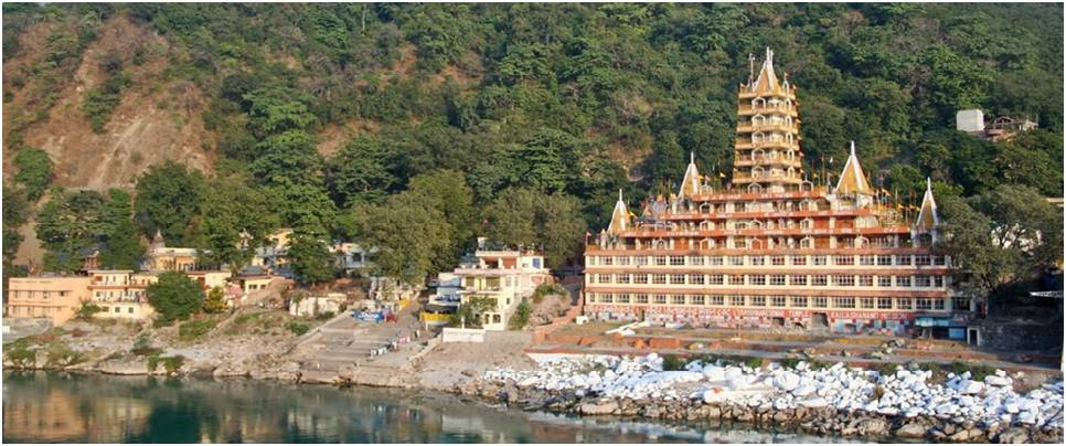 Laxman Jhula Bridge Excursion Rishikesh