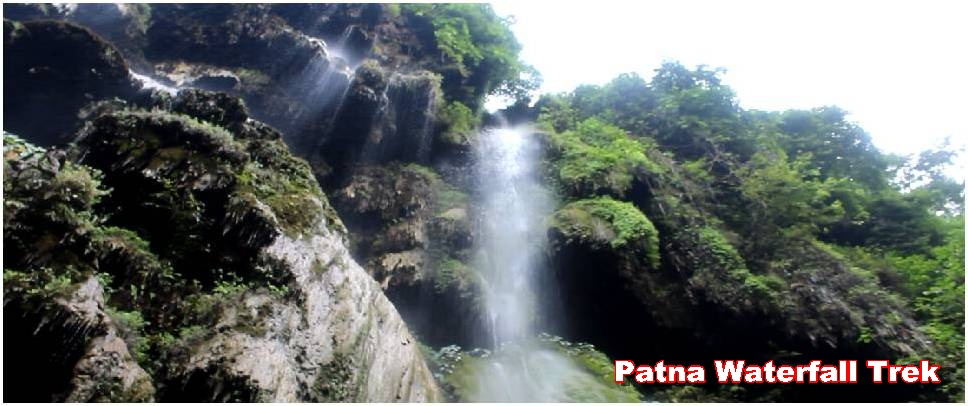 Waterfall trekking price in Rishikesh
