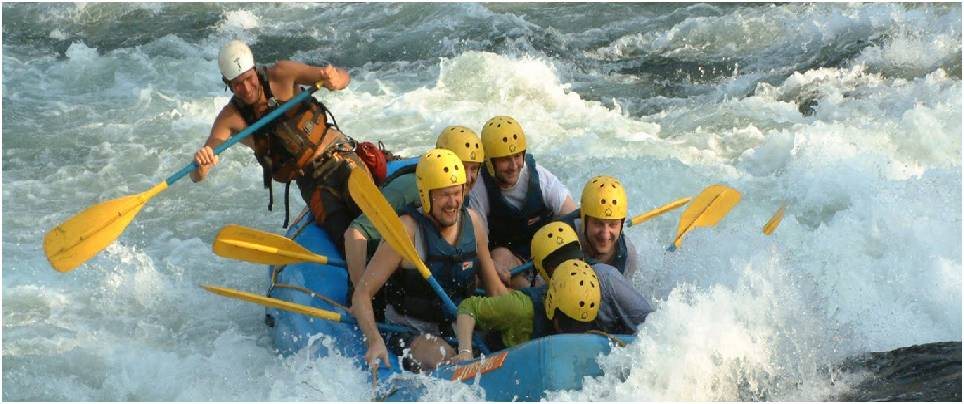 Rishikesh River Rafting Price Per Person