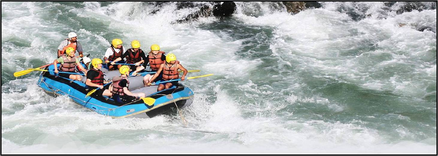 river rafting packages in rishikesh