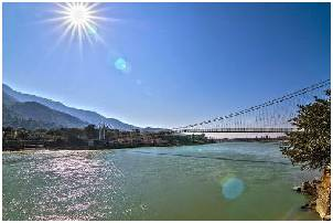 Ram Jhula place to visit in Rishikesh