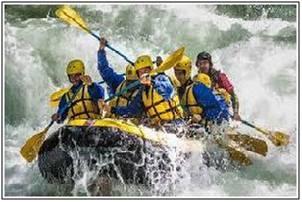 28 Km Rafting Rishikesh blog