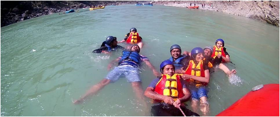 Shivpuri River Rafting With Camp Package Price