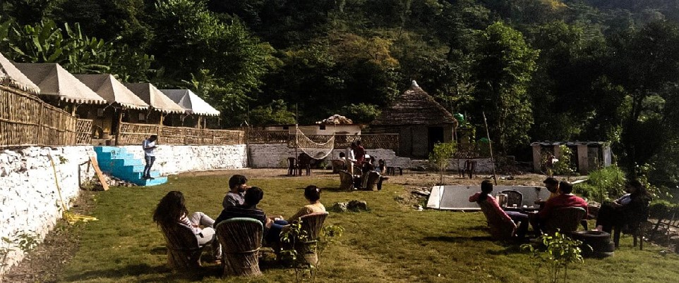 All Details of Camping in Rishikesh