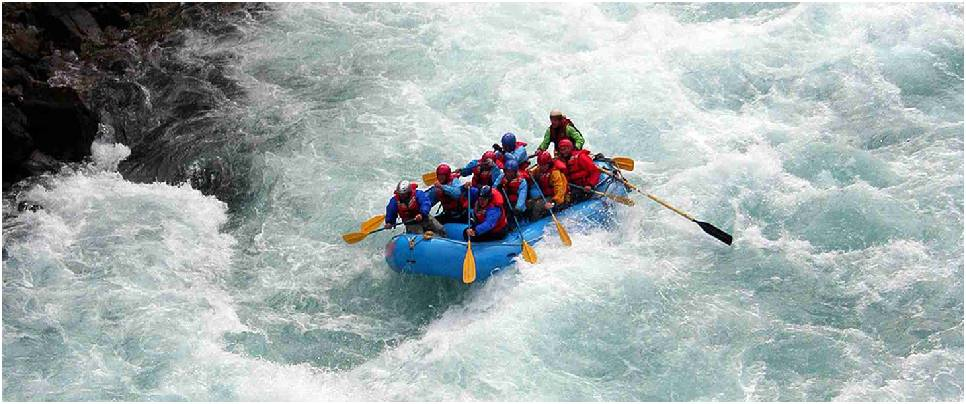 Shivpuri River Rafting Package Charges