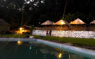 Rishikesh Tapovan Camping Tour Packages