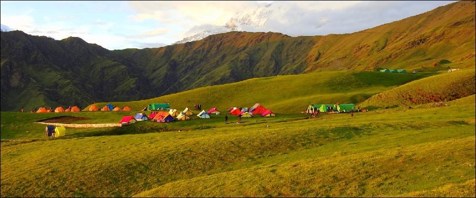 6 Days Dayara Bugyal Trek Uttarakhand