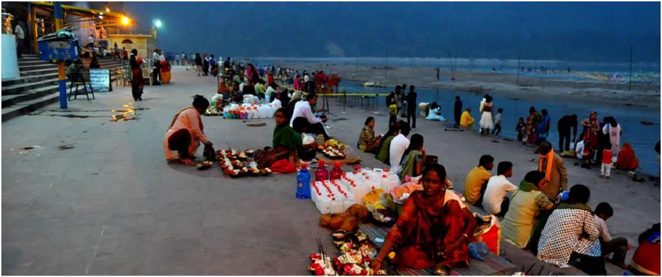 Triveni Ghat Rishikesh