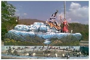 Triveni Ghat spot to visit in Rishikesh