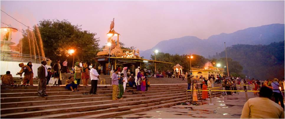 Rishikesh Triveni Ghat