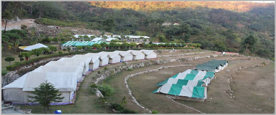 Best camping in rishikesh