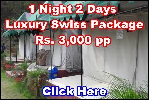 Swiss camps in Rishikesh
