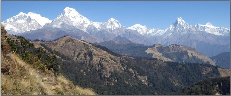 Trek to Kartik Swami Uttarakhand