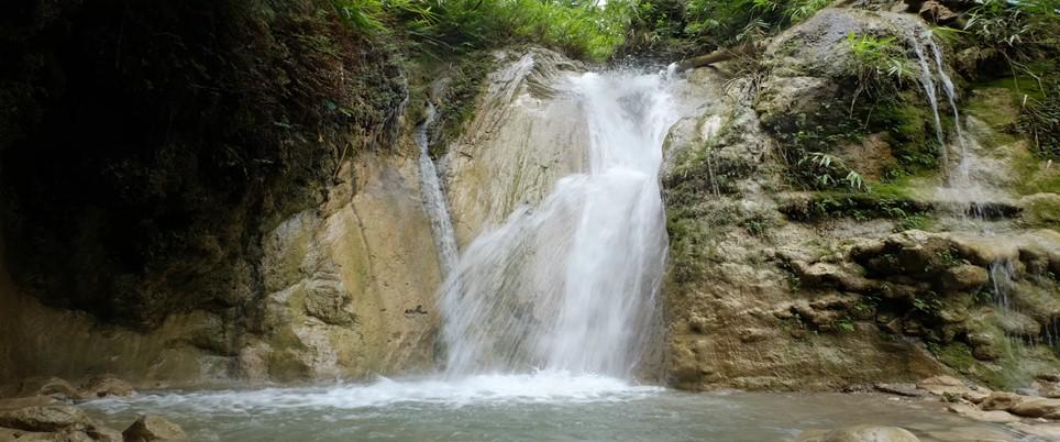 Rishikesh Waterfall Walking Tour