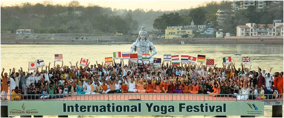 Rishikesh Yoga Festival 2018