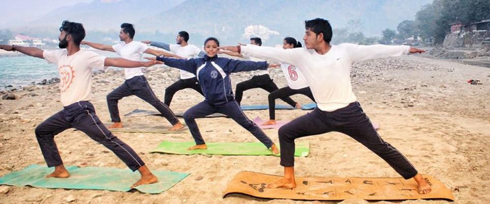 Best Yoga Drop-in classes at Rishikesh