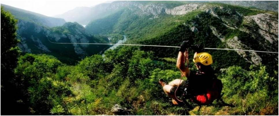 Zip line price Rishikesh